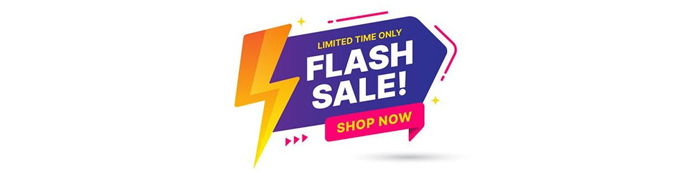 Weekly Flash Sales